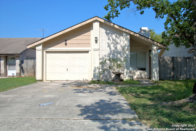 Bexar County Single Family Home New: 9730 Meadow Dr
