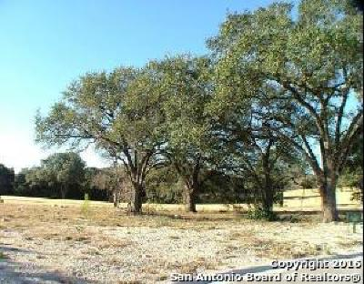 San Antonio Residential Lots & Land New: 38 Vintage Trace