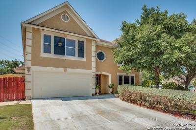 San Antonio Single Family Home New: 18615 Redrock Woods