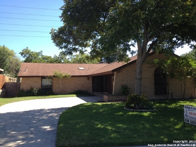 Bexar County Rental New: 12648 King Oaks Dr