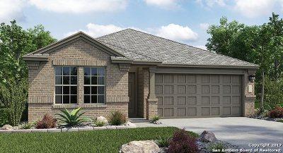 San Antonio Single Family Home New: 5806 Bridle Bend
