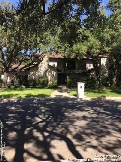 San Antonio Single Family Home New: 10107 N Manton Ln