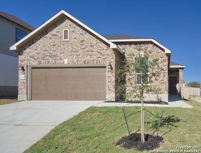 San Antonio Single Family Home New: 1319 Hummingbird Ct