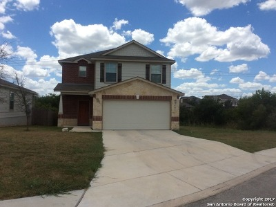 Bexar County Single Family Home New: 3401 Bisley Pass