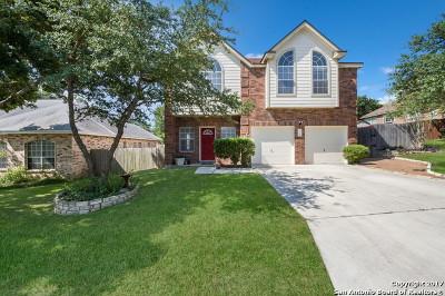 San Antonio Single Family Home New: 25103 Lost Arrow