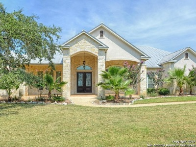 Boerne Single Family Home For Sale: 219 Greystone Cir
