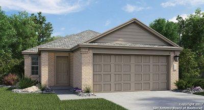 San Antonio Single Family Home New: 7202 Cozy Run