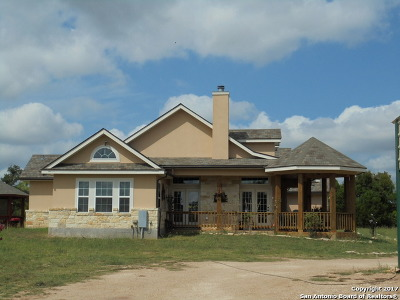 Bulverde TX Single Family Home For Sale: $800,000