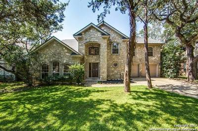 San Antonio Single Family Home New: 2618 Inwood View Dr