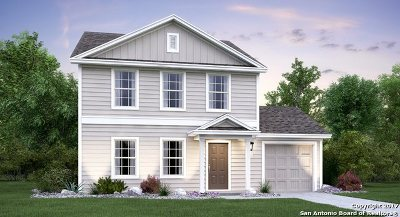 San Antonio Single Family Home New: 6346 Hazel Valley Dr