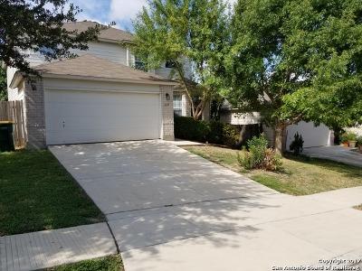 San Antonio Single Family Home New: 5617 Poppy Seed Run