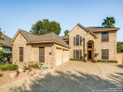 Bexar County Single Family Home New: 20 Greens Whisper