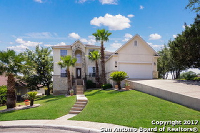 San Antonio TX Single Family Home New: $357,500