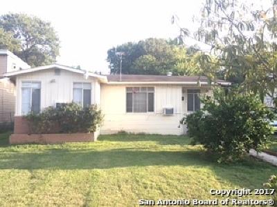 San Antonio Single Family Home New: 2050 Lamar