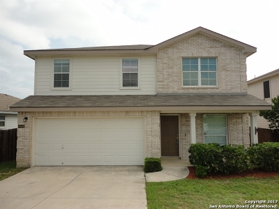 Bexar County Rental New: 10606 Springwood Square