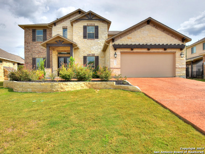 San Antonio Single Family Home New: 27722 San Portola