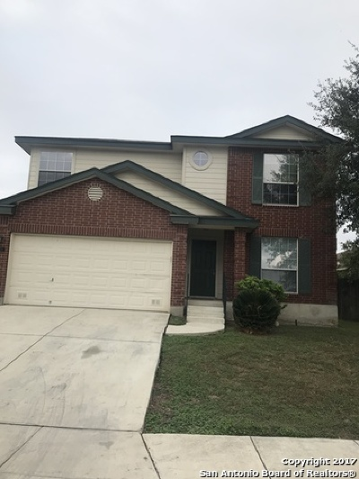 San Antonio TX Single Family Home New: $186,000