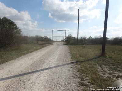 Medina County Residential Lots & Land New: 330 S Private Rd 5754