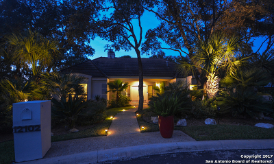 San Antonio Single Family Home New: 12102 Turnberry
