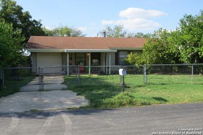 Single Family Home For Sale: 331 Myrick Blvd