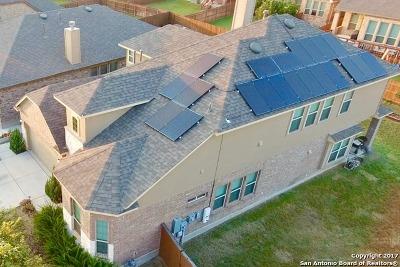San Antonio Single Family Home New: 12307 Wagon Boss