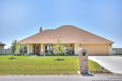 Seguin Single Family Home For Sale: 1451 Prairie Flower