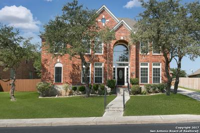 San Antonio Single Family Home For Sale: 3711 Blackstone Run