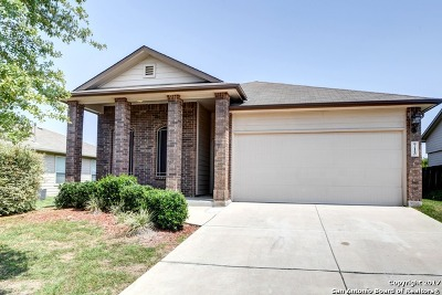 Schertz Single Family Home New: 713 Hollow Rdg