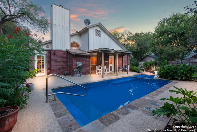 Bexar County Single Family Home New: 2607 Quail Knls