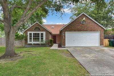 San Antonio Single Family Home Back on Market: 14742 Hillside Vw