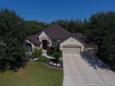 Bexar County Single Family Home New: 14003 French Park