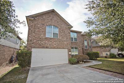 San Antonio Single Family Home New: 1410 Stetson Grn