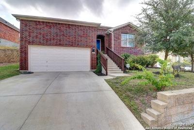 San Antonio Single Family Home New: 21818 Ruby Run