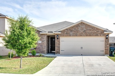 Bexar County Single Family Home New: 12046 Luckey Vw