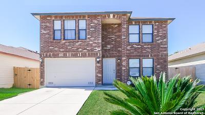 Bexar County Single Family Home New: 9826 Burr Press Ln