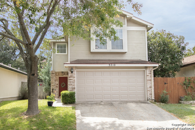 San Antonio Single Family Home New: 3210 Stoney Grv