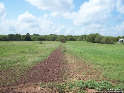 Bexar County Residential Lots & Land New: 998 S Abbott Rd