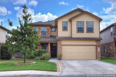 Bexar County Single Family Home New: 8814 Padie Smt