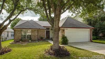 Bexar County Single Family Home New: 7506 Rocky Trl