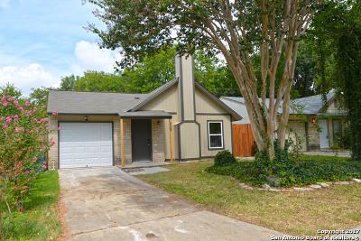 San Antonio Single Family Home New: 5563 Rangeland St