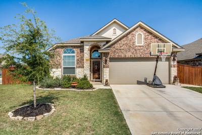 San Antonio Single Family Home New: 12159 Hideaway Crk