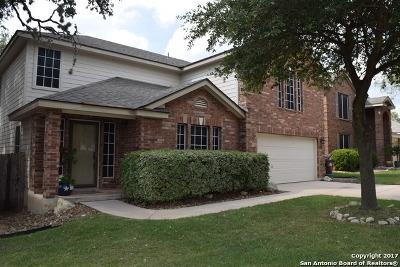 San Antonio Single Family Home New: 10127 Oak Saddle