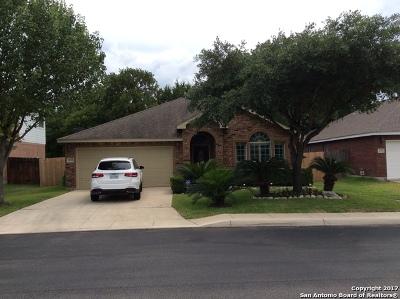 San Antonio Single Family Home New: 2123 Preakness Ln