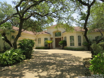 Bexar County Single Family Home New: 49 Westelm Cir