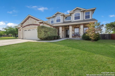 San Antonio Single Family Home New: 3203 Shoshoni Rise