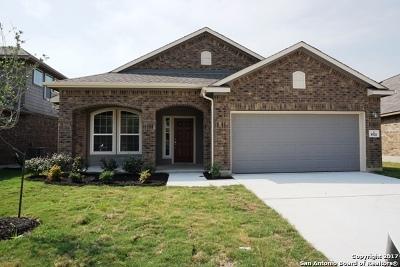 Converse Single Family Home New: 8926 Palmetto Park