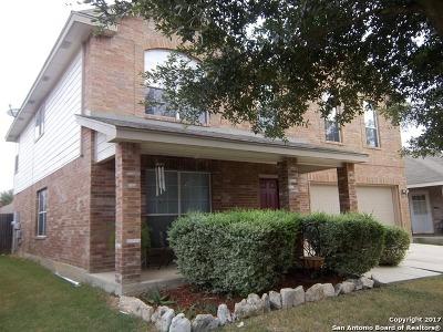 San Antonio Single Family Home New: 7439 Obbligato Ln