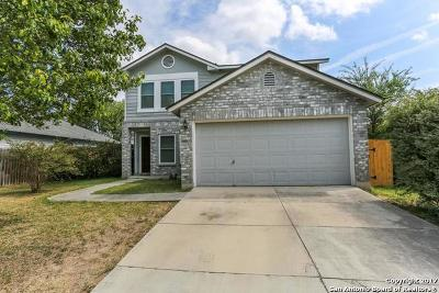 San Antonio Single Family Home New: 1718 Leander