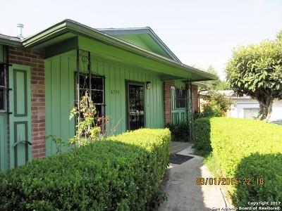 San Antonio Single Family Home New: 6131 Topcroft Dr