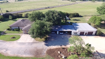 Guadalupe County Single Family Home For Sale: 3520 Fm 467